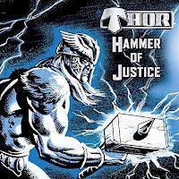 """Ο δίσκος των Thor """"Hammer of Justice"""""""
