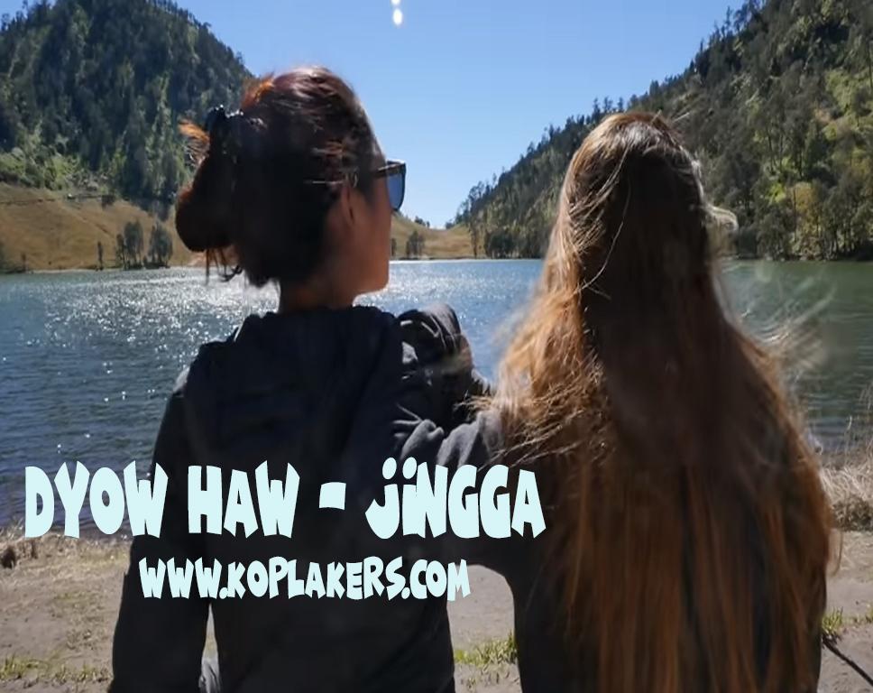 lirik lagu jingga dyow haw free download