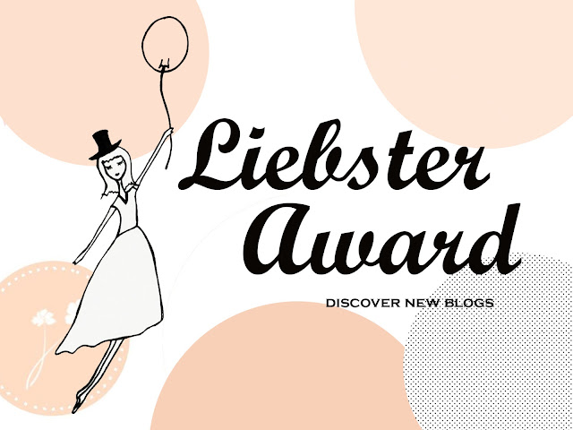 Liebster Award - Some Joys