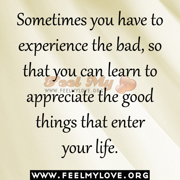 Learn To Appreciate The Little Things Quotes Quotes Of The Day