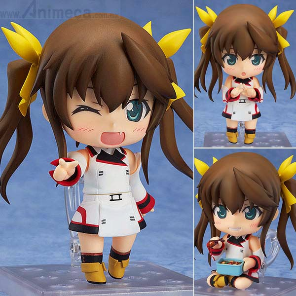 LINGYIN HUANG NENDOROID FIGURE IS Infinite Stratos Good Smile Company