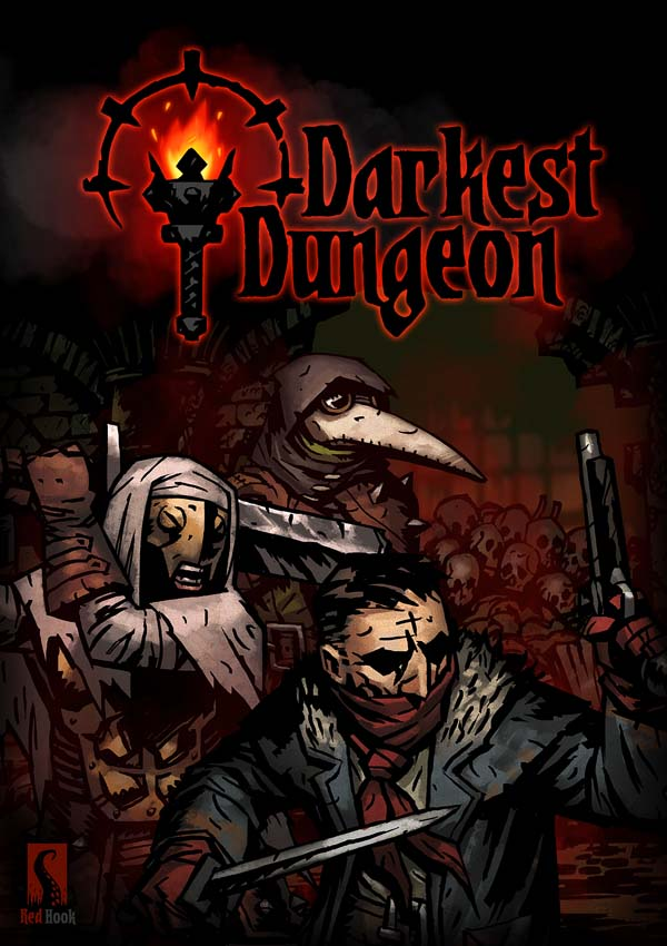 Darkest Dungeon Download Cover Free Game