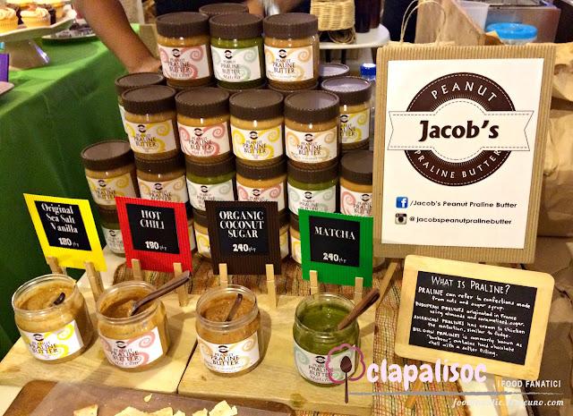 Jacob's Matcha Peanut Praline Butter