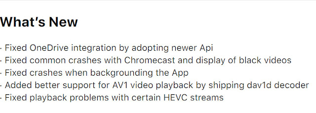 VLC for Mobile adds AV1 Support