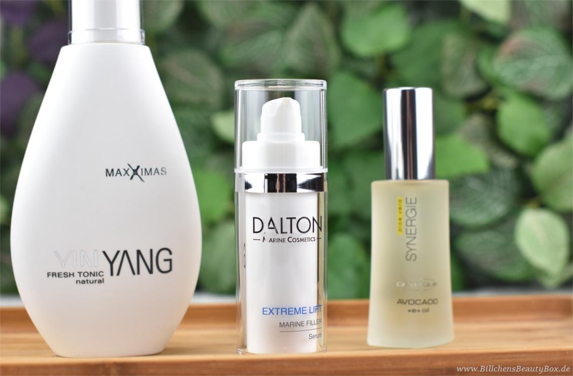 Pflegeprodukte aus dem Blogger Club - Dalton Marine Cosmetics - Extreme Lift Marine Fillder Serum - Review und Erfahrung