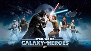 star wars gaaxy fo heroes Apk mod