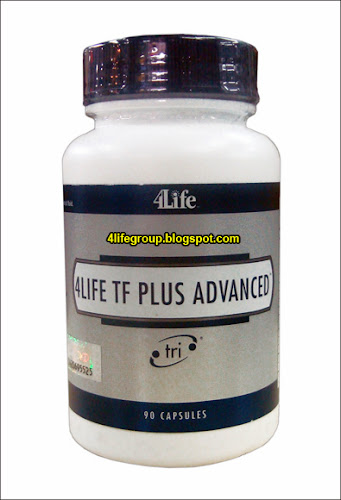 foto 4Life TF Plus Advanced (Bungkusan Lama)