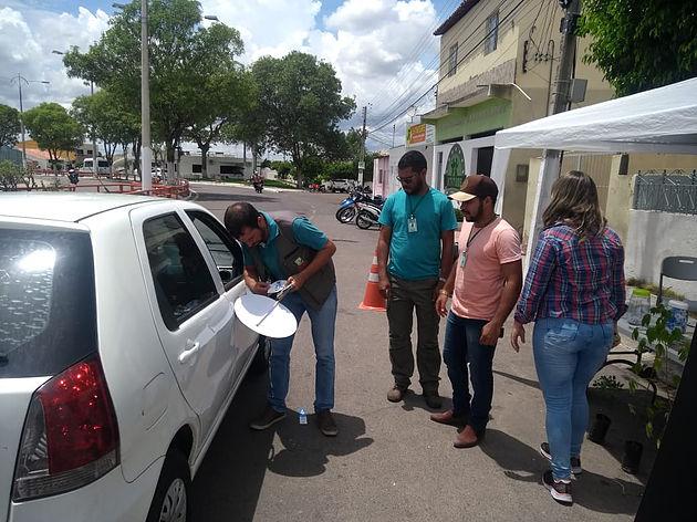 CASAL realiza atividades para comemorar o Dia Mundial da Água com a participação da Secretaria de Meio Ambiente em Delmiro Gouveia