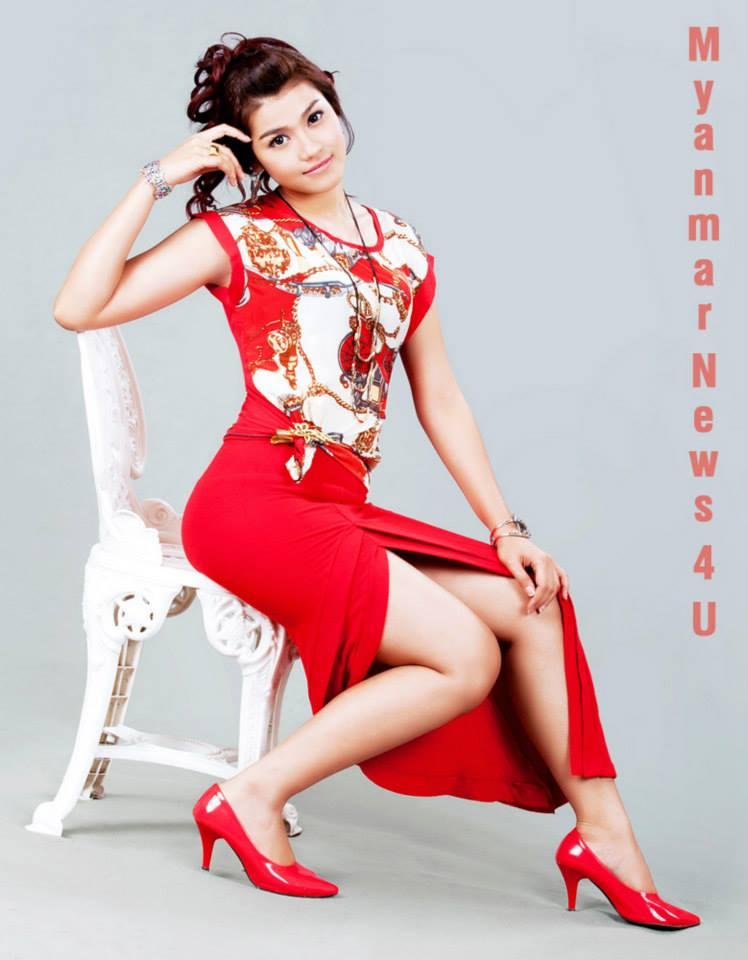Myanmar Celebrities Myanmar Sexy Actress- Ei Chaw Po-3849