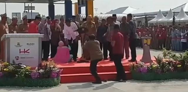 Pesan Keras Dari Lampung Untuk Pak Jokowi