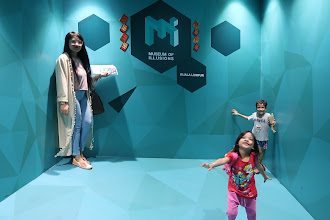 Museum Of Illusions Kuala Lumpur will blow your mind