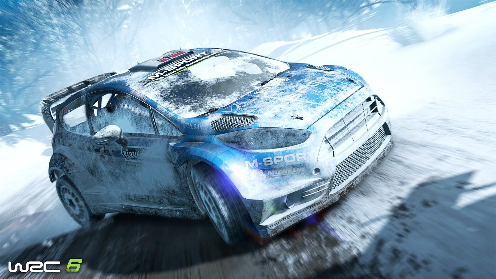 WRC 6 FIA World Rally Championship ESPAÑOL PC (STEAMPUNKS) + REPACK 4 DVD5 (JPW) 6
