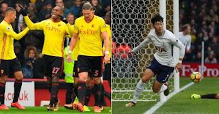 Watford vs Tottenham Hotspur 1-1 Video Gol & Highlights