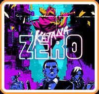 Katana Zero Game Logo