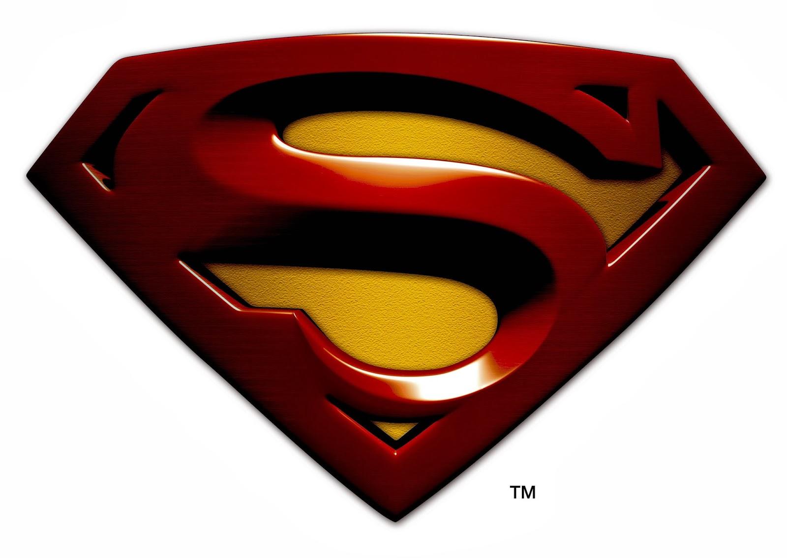 Símbolos o Escudos de Superman. | Ideas y material gratis para ...