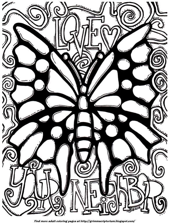matthew 22 39 coloring pages - photo#30