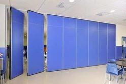 Pintu Geser Elegan dengan Berbagai Fungsi Utama