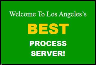 process server in los angeles ca