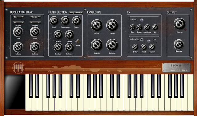 Analog Synth 1984 - Synthesizers VST