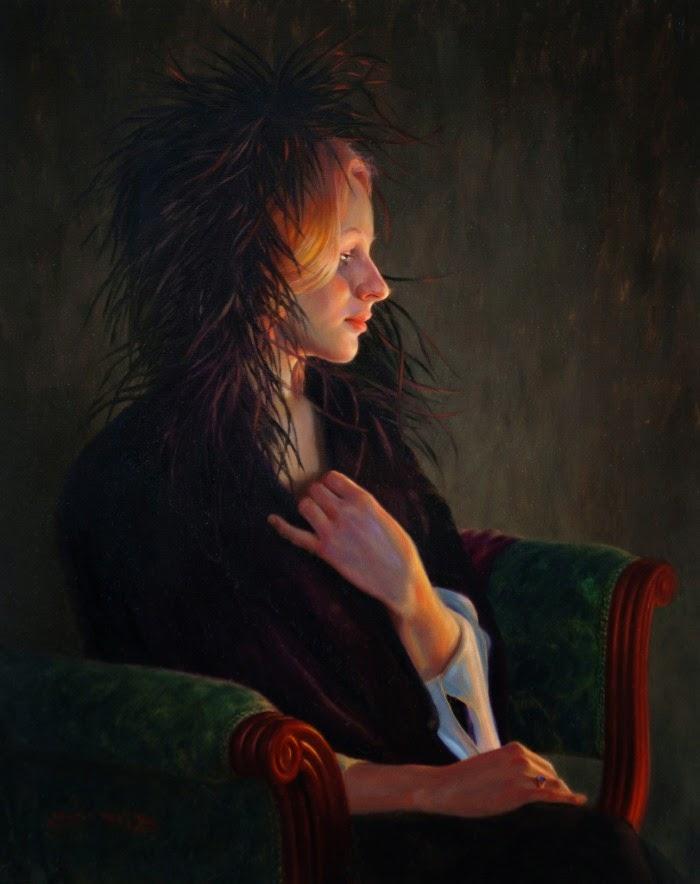 Картины маслом. William Suys