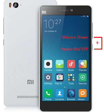 Cara Mudah Screen Capture Android Xiaomi Mi