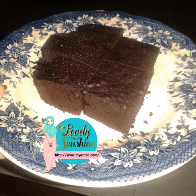 Homemade Brownies | Resepi