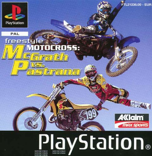 McGrath vs. Pastrana Freestyle Motocross - PS1 - ISOs Download