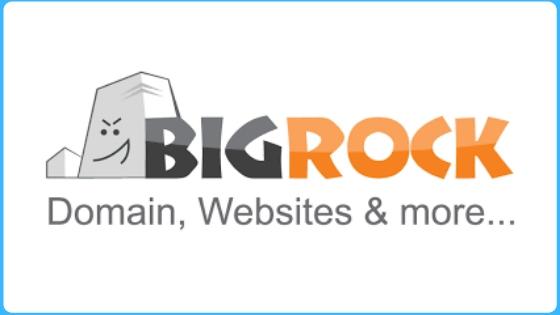 BigRock hosting company