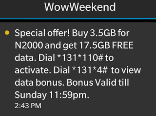 mtn 17.5gb for 2000
