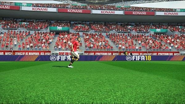 Update PES 2013 Adboard FIFA 18