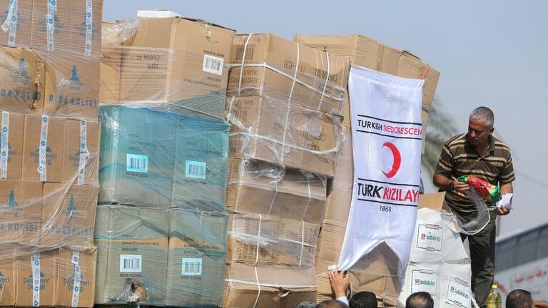 شحنة-المساعدات-التركية-بين-تونس-وليبيا