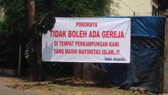 Duduk Perkara Penolakan Gereja GKI di Jagakarsa, Jakarta Selatan