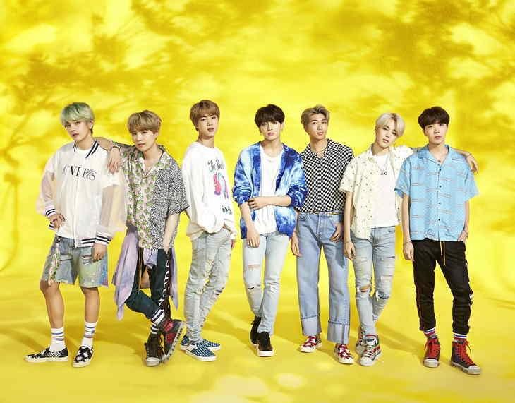 BTS Akan Merilis Album Terbaru Berbahasa Jepang