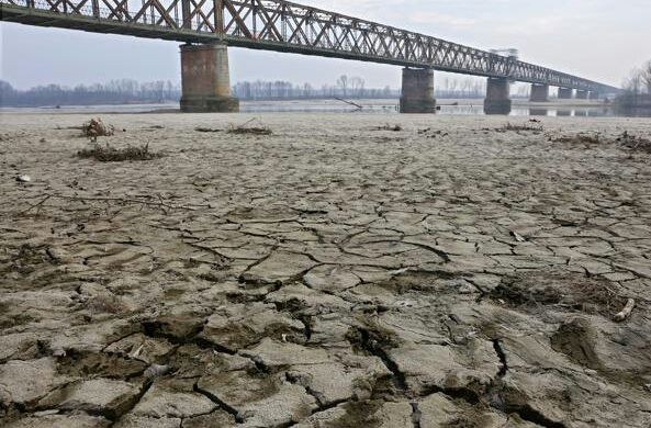 إيطاليا تعلن عام 2017 الأكثر جفافا منذ أكثر من 200 سنة والأشد حرارة على الإطلاق