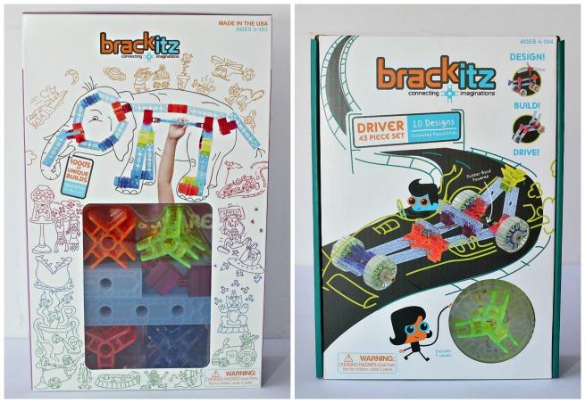 Imagination toys, creative toys, brackitz