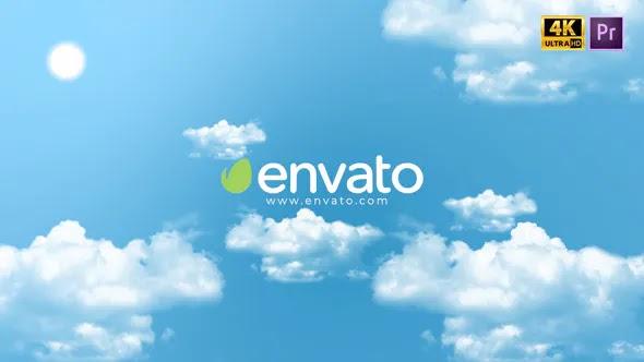VIDEOHIVE SKY LOGO INTRO PRO 4K - PREMIERE PRO