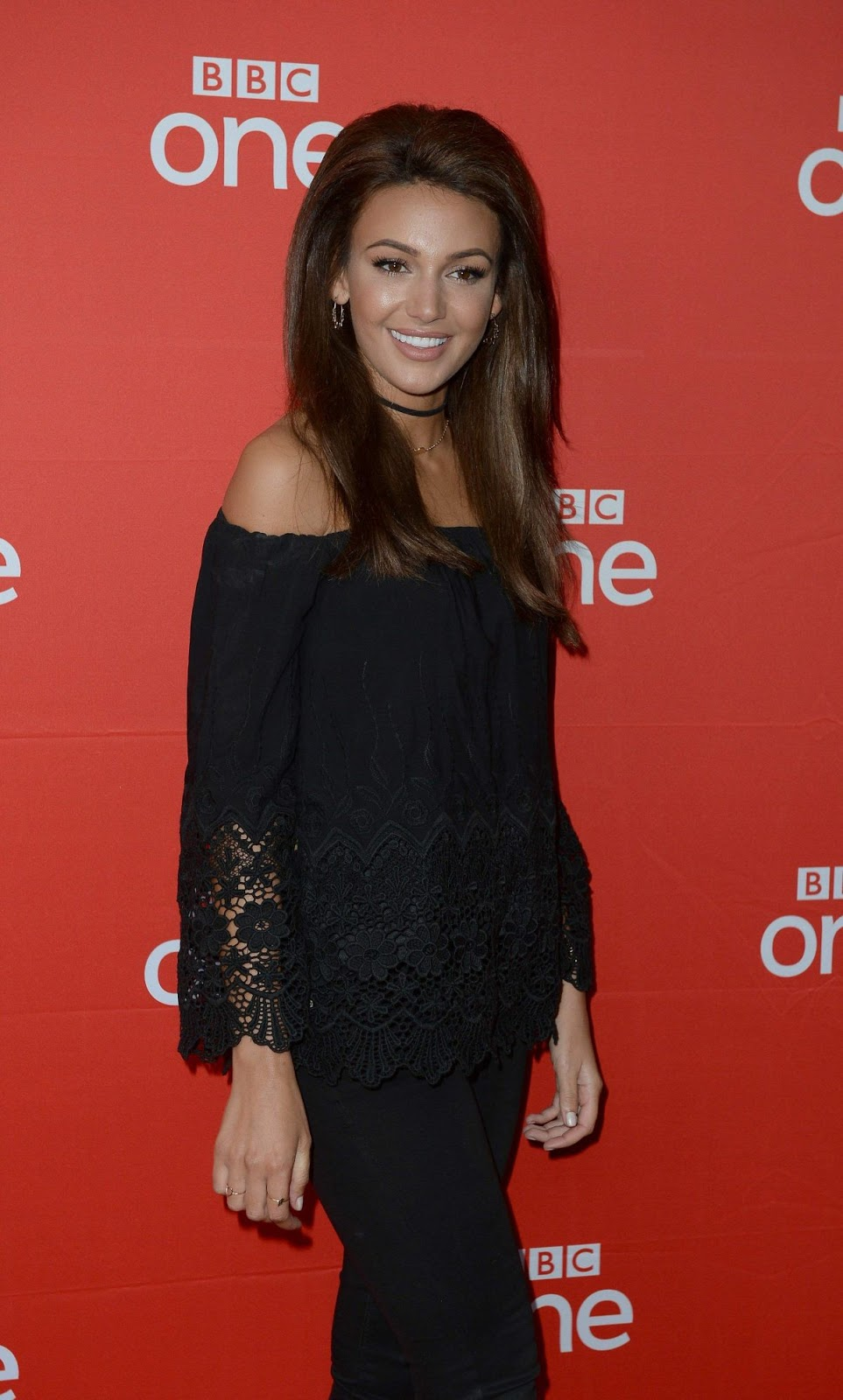 HQ Wallpapers of Michelle Keegan at Our Girl Screening in Manchester