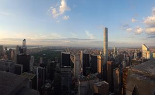 panoramic of newyork