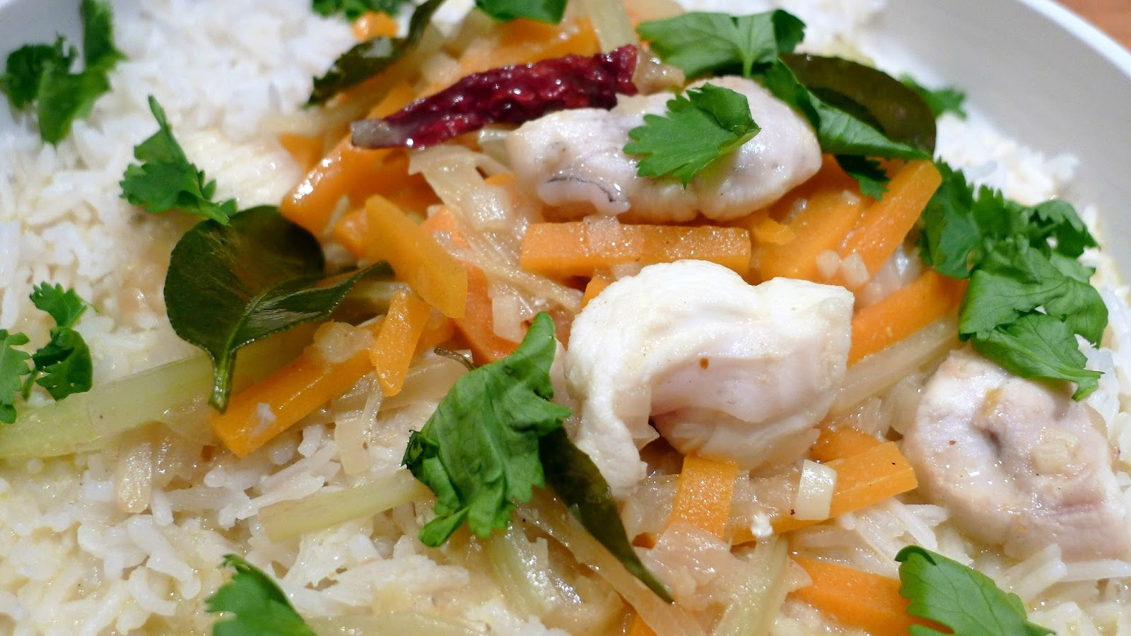 how to cook monkfish cheeks
