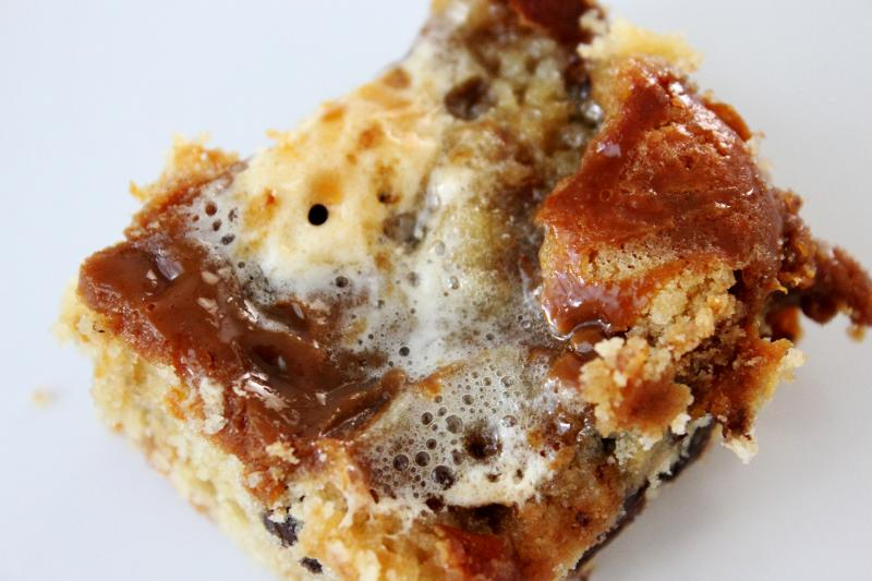 Ultimate Cookie Bars Fresh From The