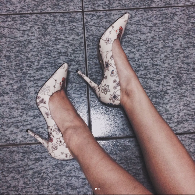 high heel shoes tumblr