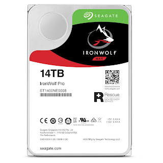 Seagate Launch 14 Tb Hard-drive to Juice Up Your PC Storage