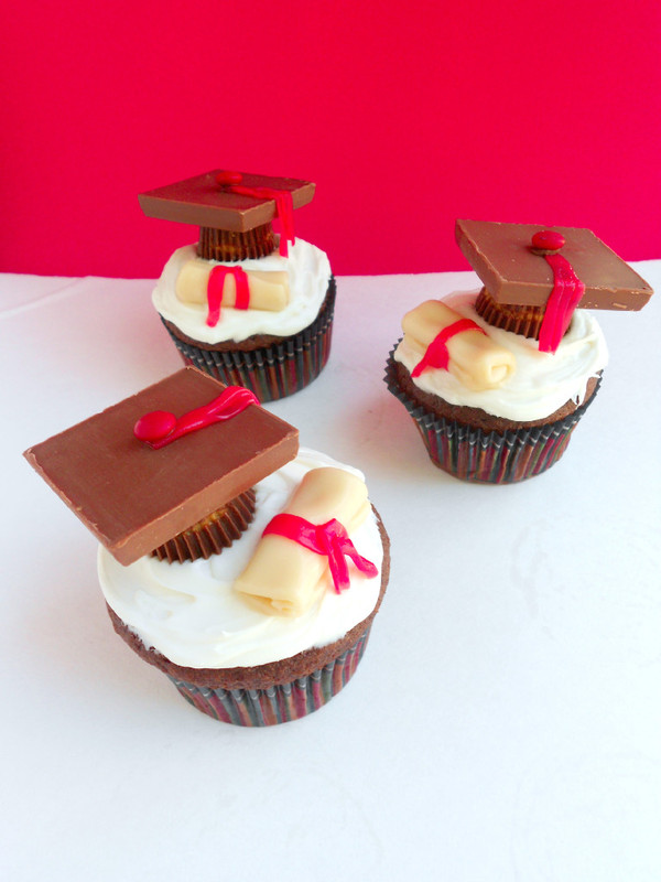 Graduation Cupcakes Confessions Of A Confectionista
