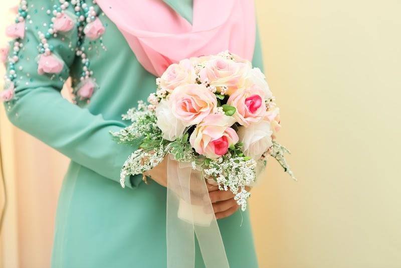 DIY Bunga Tangan