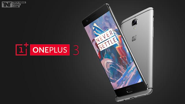 هاتف OnePlus 3