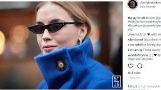 Tampil Gaya dengan Kacamata Hitam ala The Matrix yang Kekinian