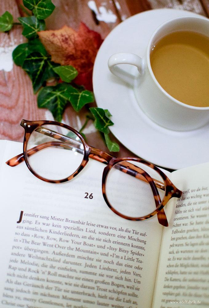 Herbstzeit, Lesezeit, Roman von John Katzenbach