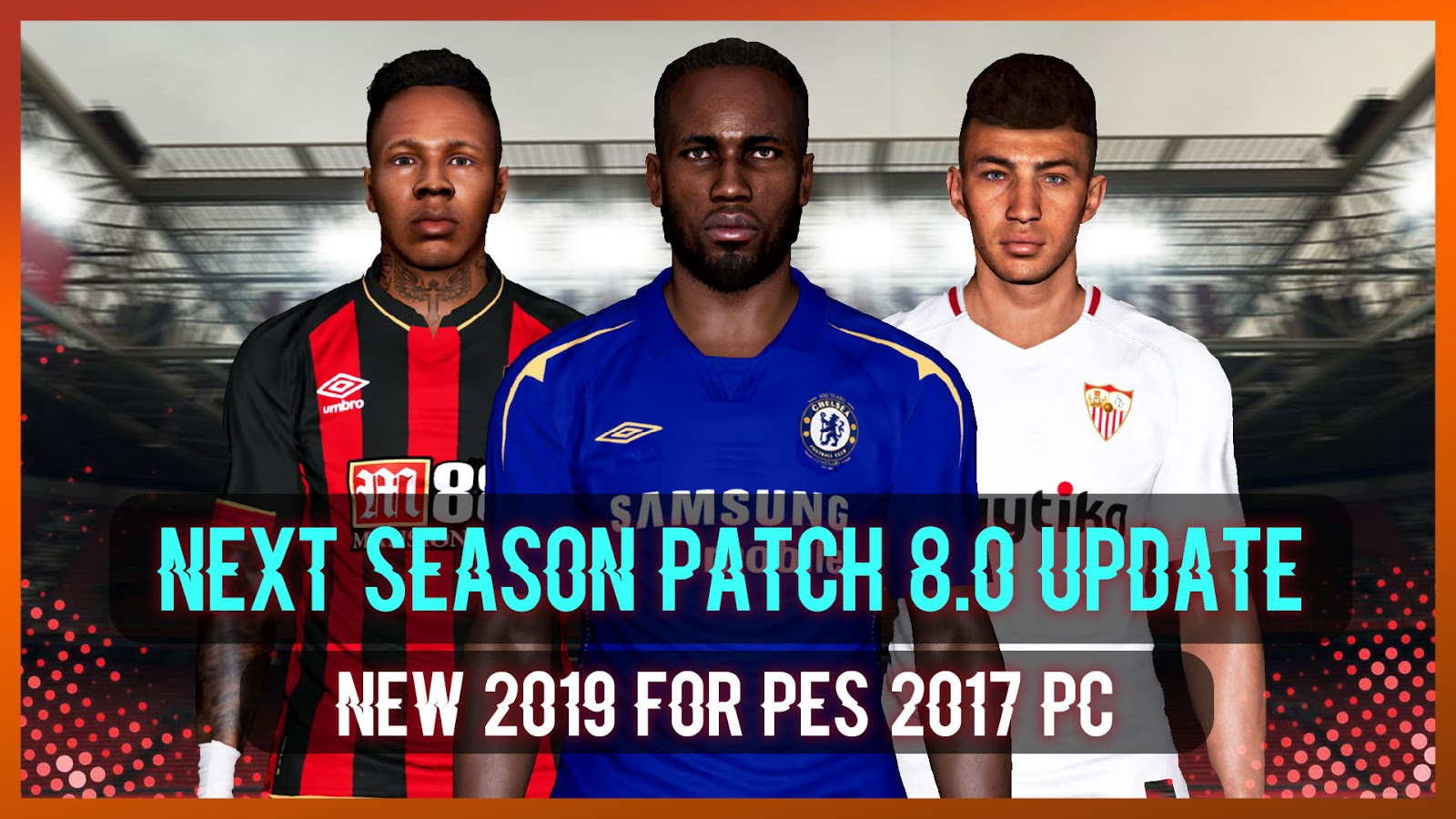 Download patch pes 2017 update 2019 pc | Peatix