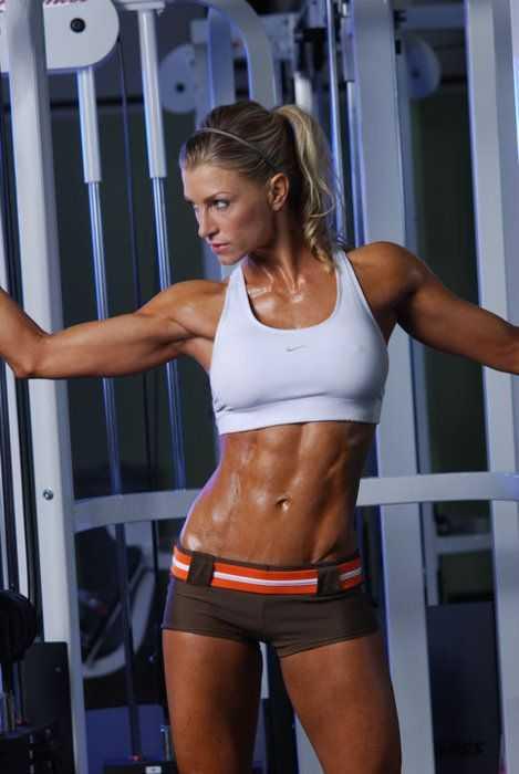 Rutina fitness mujer