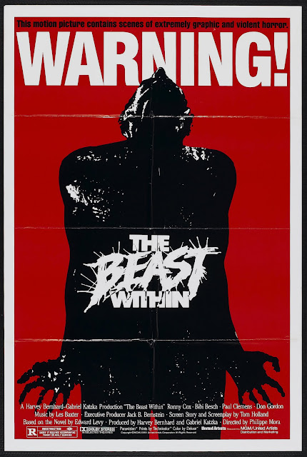The Beast Within (1982) poster